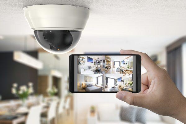 home security cameras system mobile